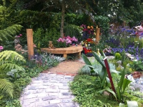 The NSPCC Legacy Garden