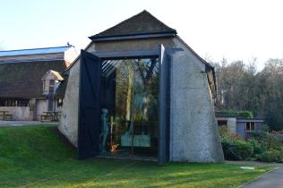Зал скульптуры